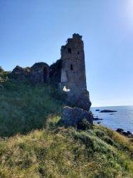 Dunure_Castle_and_Beach_30